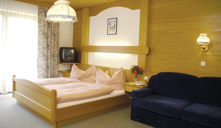 Doppelzimmer vom Ferienhotel Hofer ***S