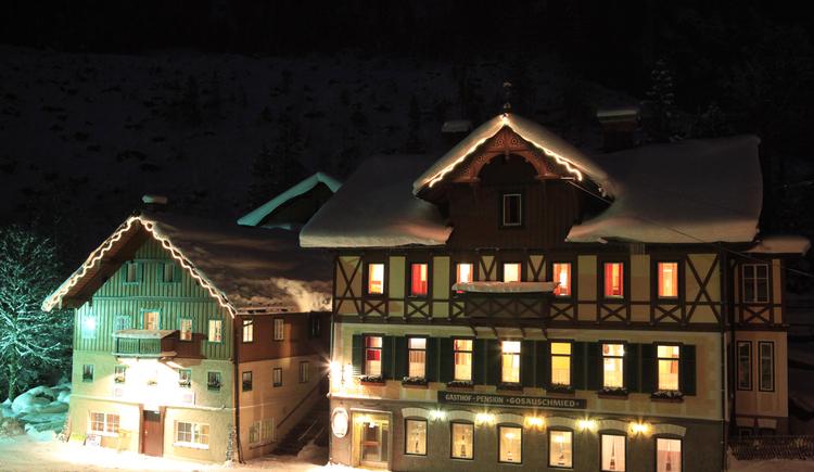 Jugendgästehaus Gosauschmied (© Reinhart Winterauer)