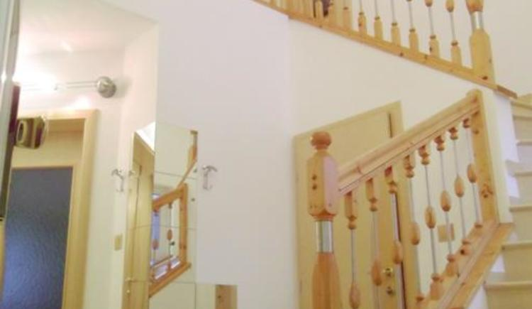 Treppe (© Privatzimmer Wels-Wimpassing)