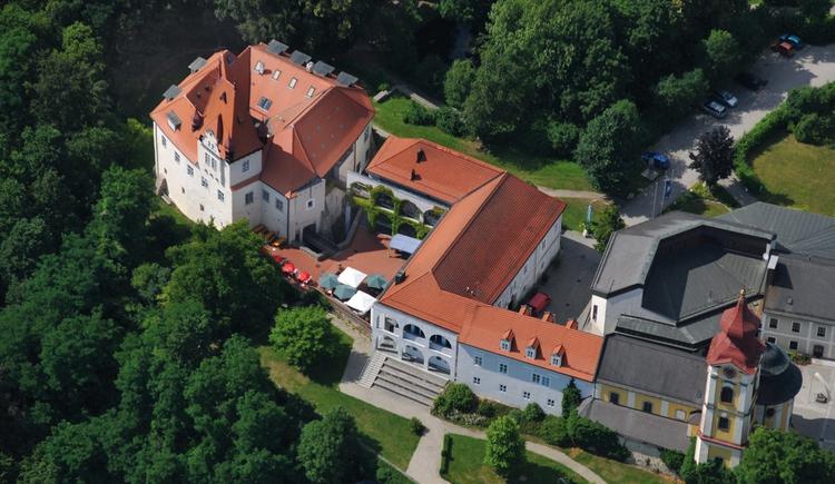 Schlossanlage (© Gemeinde Hagenberg)