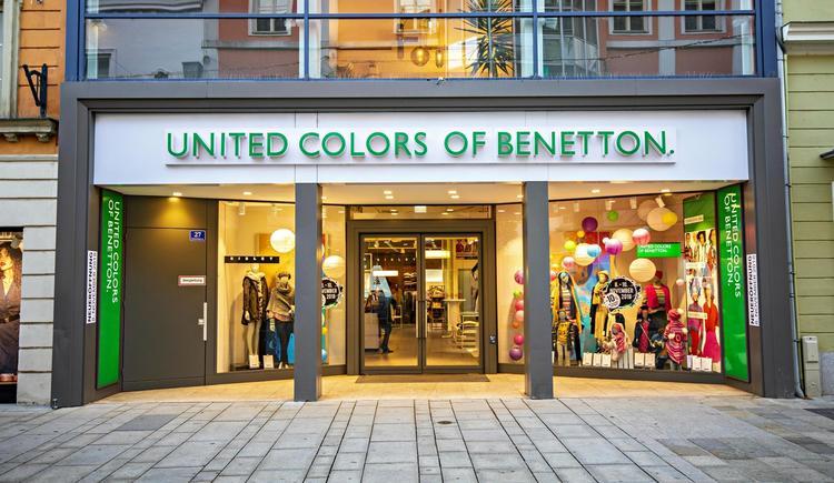 Benetton (© Wels Marketing & Touristik GmbH)