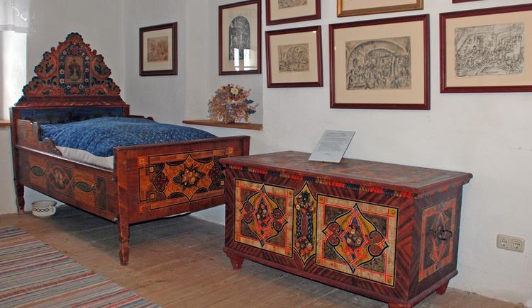 Bauernmöbelmuseum Hirschbach (© Bauernmöbelmuseum Hirschbach)