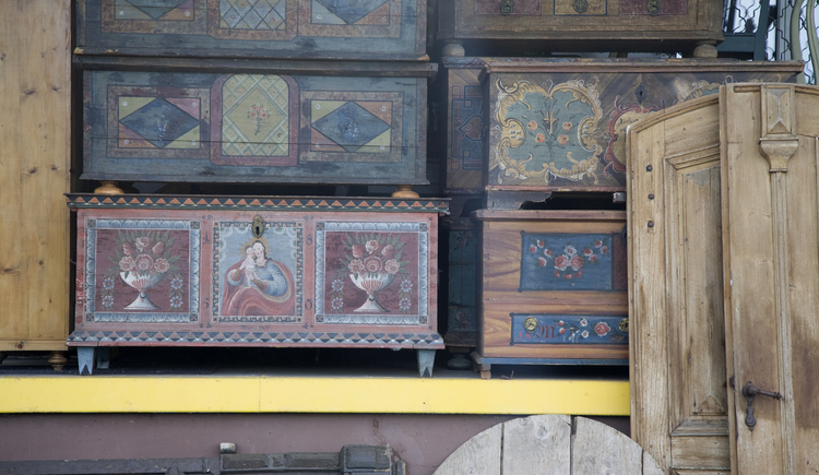 Antiquitäten (© Info Nußdorf)