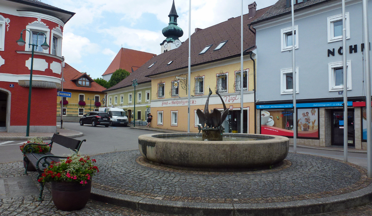 Marktbrunnen (© Alwis Wiener)