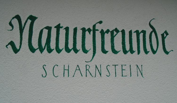 Willkommen im Naturfreundehaus Scharnstein (© TVB Almtal, AH)