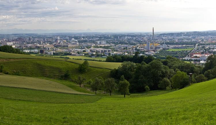 Panoramablick Pfenningberg