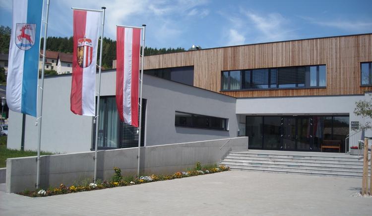 Gemeindeamt Hirschbach - Ansicht (© Gemeindeamt Hirschbach)