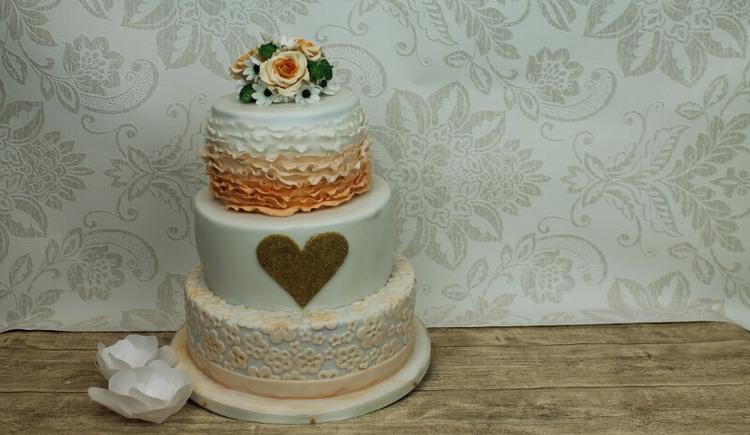 Torte Hochzeit (© Schleckermauelchen)