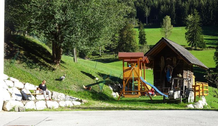Spielplatz (© Herzog-Kniewasser)