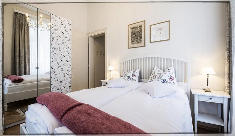 Schlafzimmer Kleinod (© Schodterer)