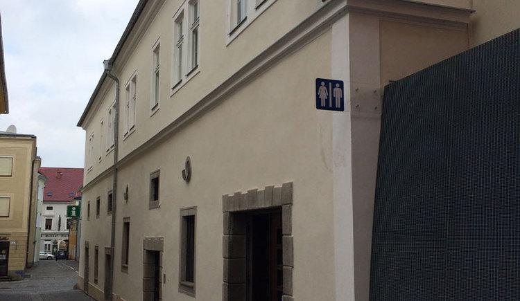 Öffentliche Toilette Freistadt (© Touristik Mühlviertler Kernland)