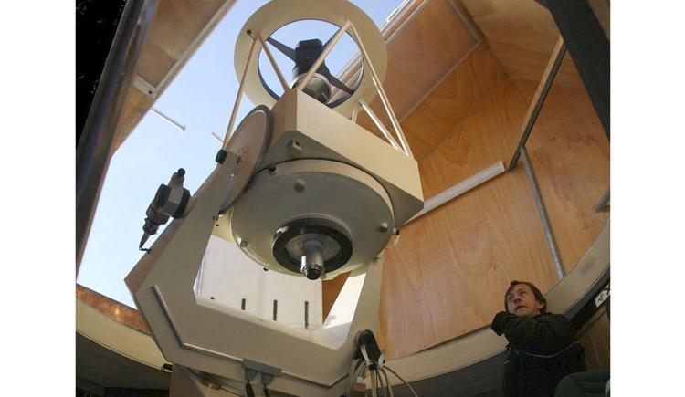 Sternwarte, Teleskop