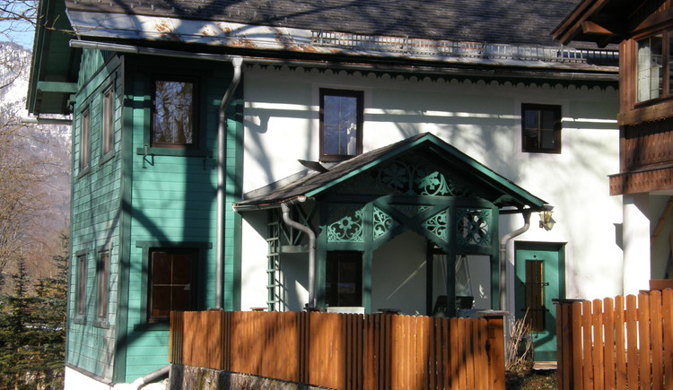 Enjoy your stay at Ferienhaus Simone at the Primusbergerhof in Bad Goisern