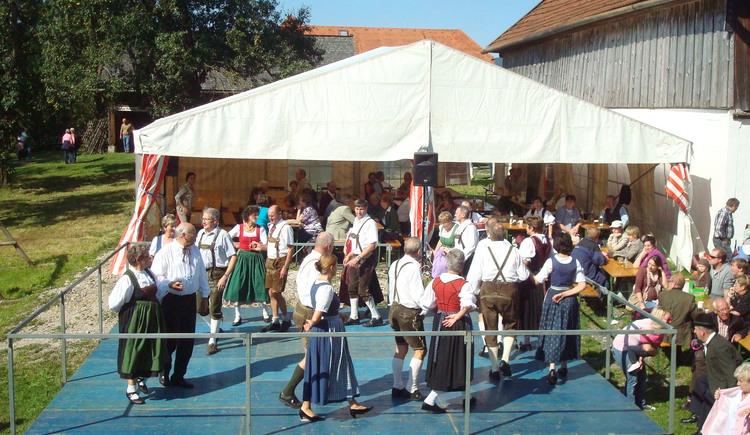 Druschwoche am Stehrerhof, Ferienwohnung Hemetsberger