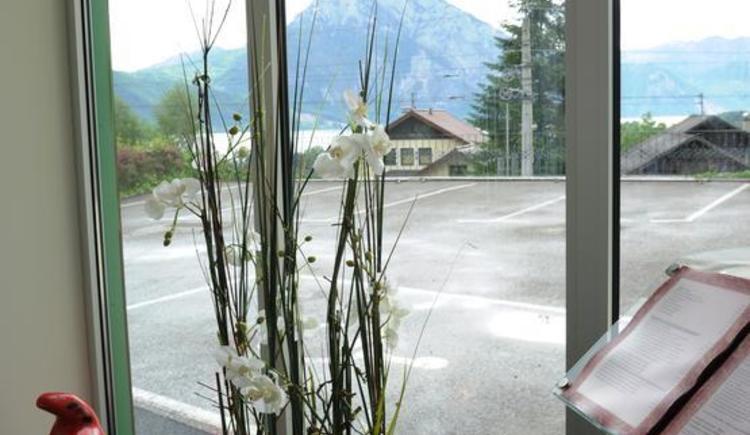 Eingang (© Hotel Hocheck)