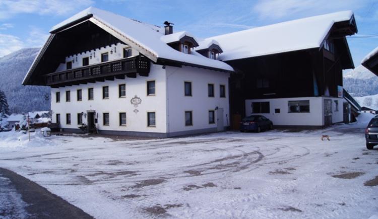Mühlbauernhof Winter (© TVb Ebenau)