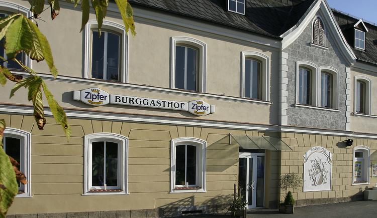 Burggasthof Schwand im Innkreis (© Gemeinde Schwand)