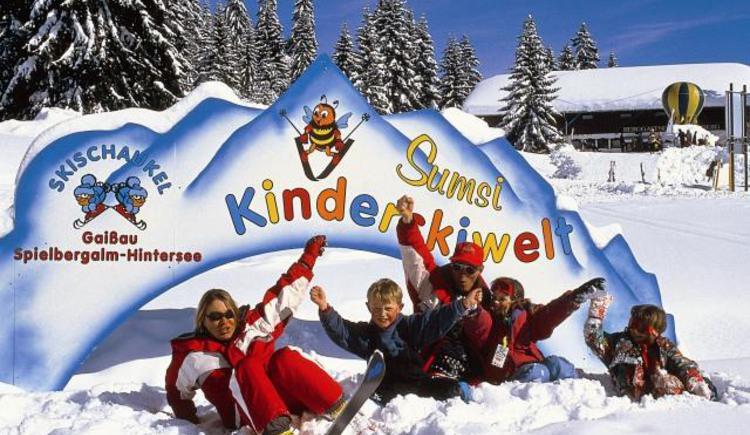 Kinderskiwelt `Gaisau Hintersee`