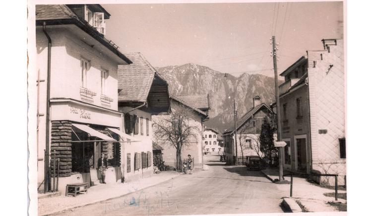 Ansicht Unterach 1953