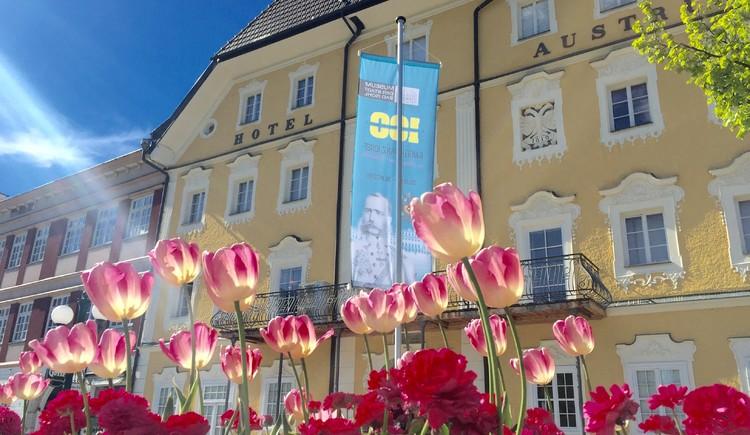 Das Museum an der Esplanade vermittelt den historischen, kulturellen und folkloristischen Werdegang der Stadt Bad Ischl. (© www.badischl.at)