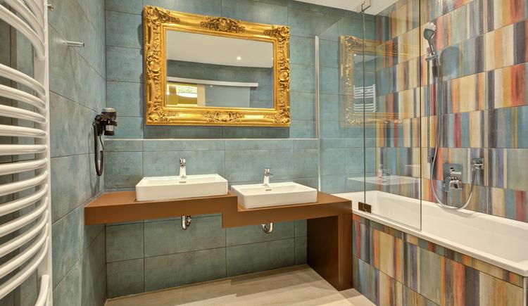 Hotel Sommerhof - Badezimmer Salzbaron
