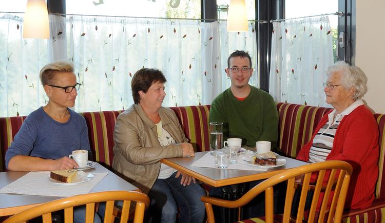 Cafe Hellstern - Maria Schmolln. (© Innviertel Tourismus / Hirnschrodt)