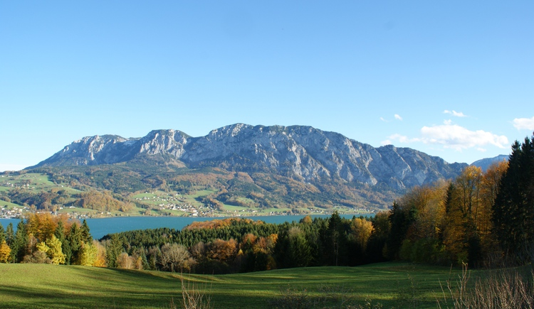 Panorama Höllengebirge. (© Nußbaumer)