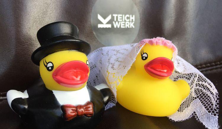 Heiraten im Teichwerk (© Philipp Lipiarski / Das Teichwerk)