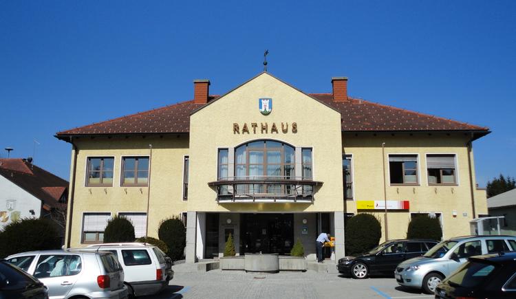 Gemeindeamt (© Ferienregion Attersee-Salzkammergut)