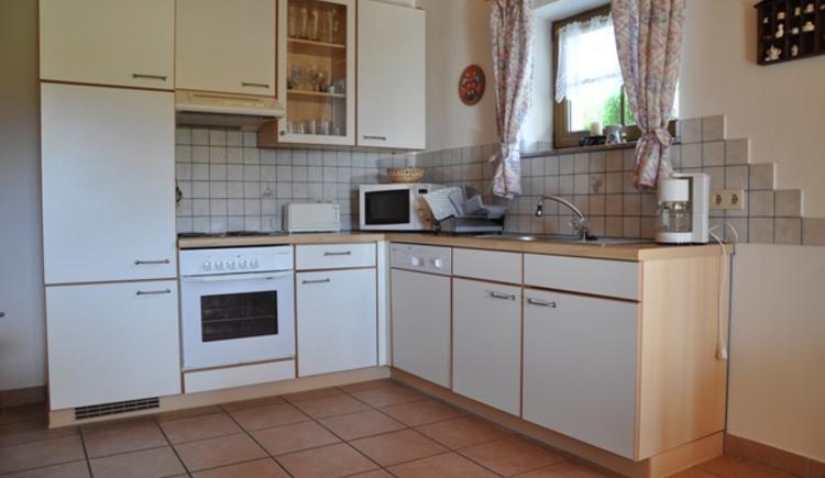 Haus Schober: Küche 1, Gesamtansicht
