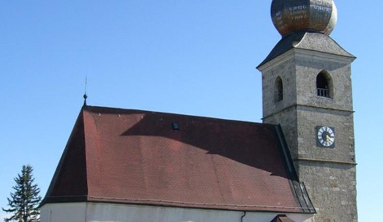 Pfarrkirche Maria Himmelfahrt (© Vianovis)