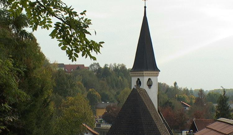 Schifferkirche Turmansicht