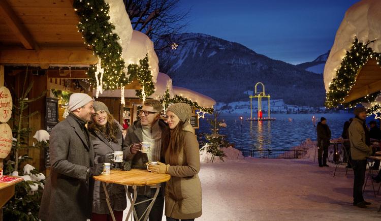 Wolfgangseer Advent (© Österreich Werbung Peter Burgstaller)