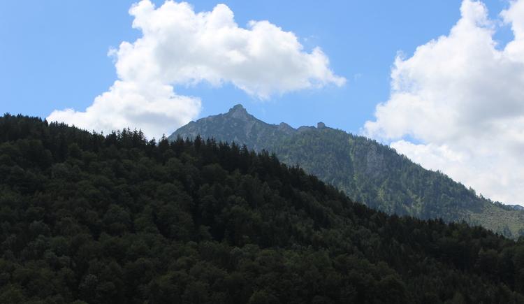 Ausblick auf den Rettenkogel