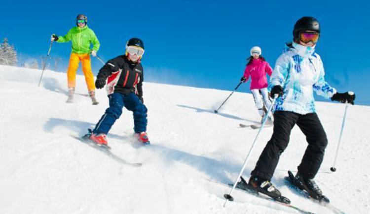 Schifahrer (© Fuschlseeregion)