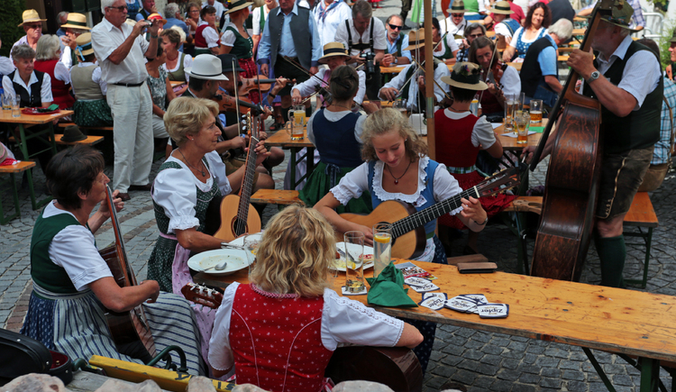 Geigenfest in Bad Goisern 2016. (© ©Viorel)