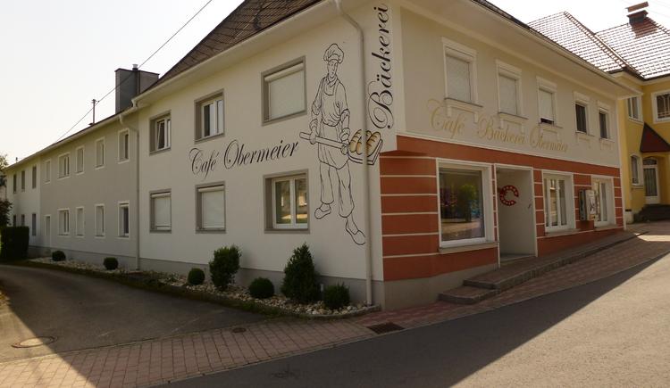 Cafe/Bäckerei Obermeier
