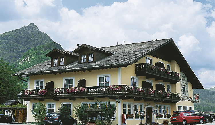 Gasthof Pension Weissenbach in Strobl am Wolfgangsee