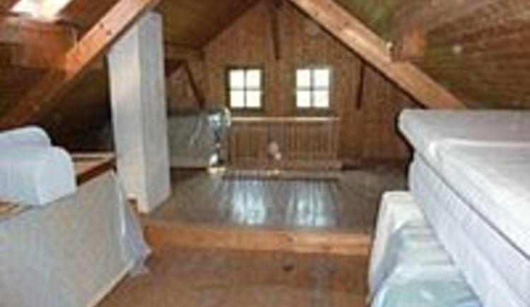 Schlaflager im Haus Tarzi