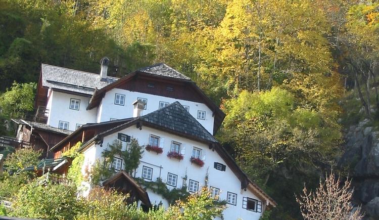 Hallstatt, Häuser, Welterbe. (© Tourismusverband Inneres Salzkammergut)