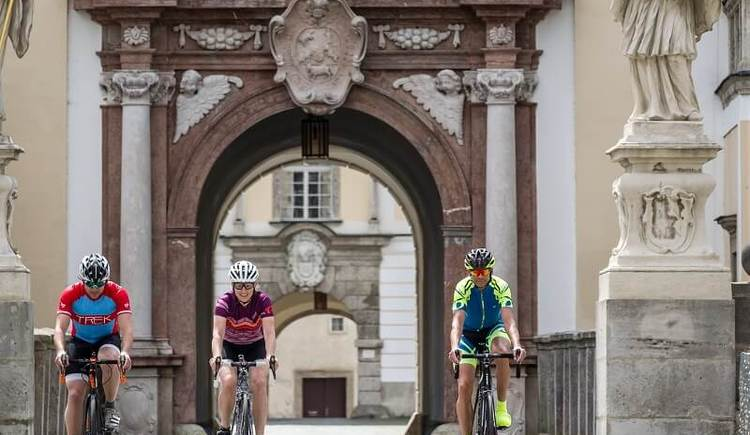 Foto Radtour Tassilorunde (© Roadbike, Erwin Haiden)