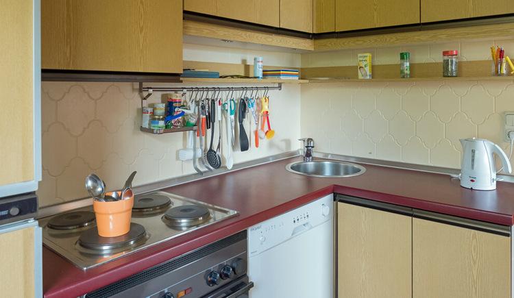 Ferienhaus Malerhügel, Küche