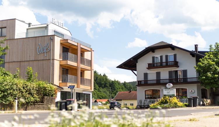 Gasthaus Weiß Munderfing. (© Gasthaus Weiß Munderfing)
