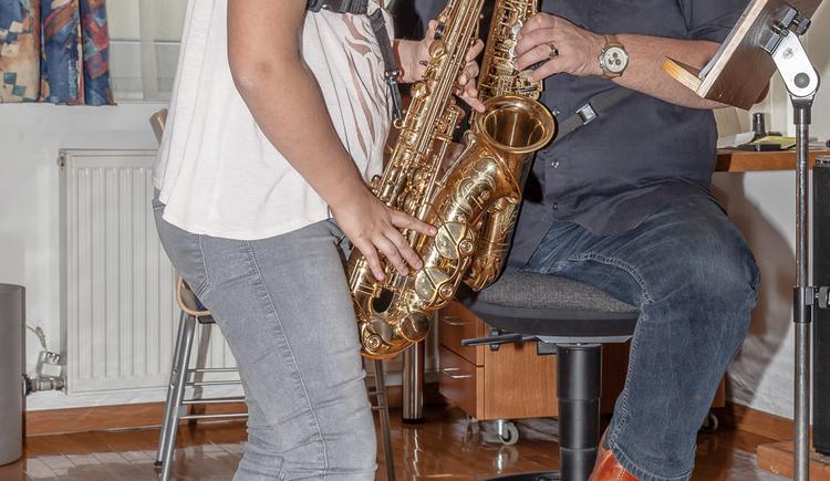 Musikschüler der Landesmusikschule Perg
