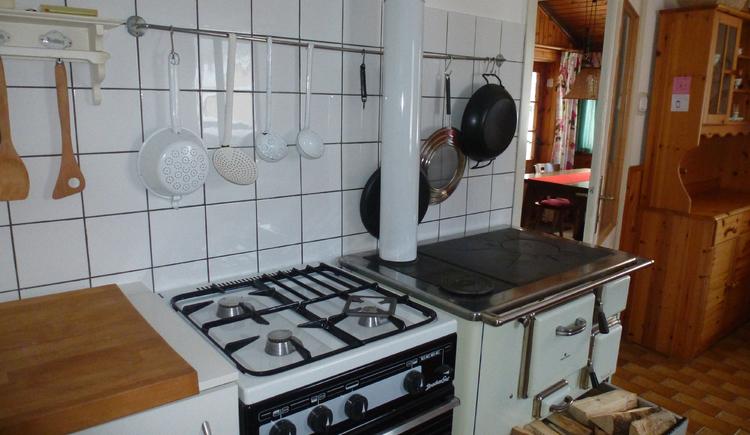 Ferienhaus Rosalinde - Küche - Kochen wie zu Omas Zeiten