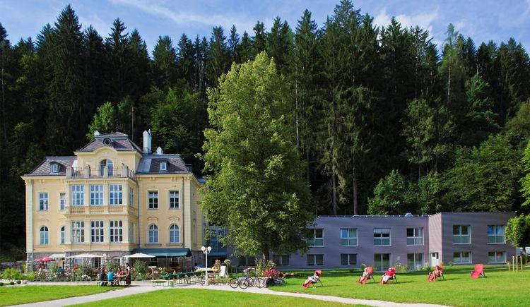 Nationalpark Hotel Villa Sonnwend (© Villa Sonnwend)