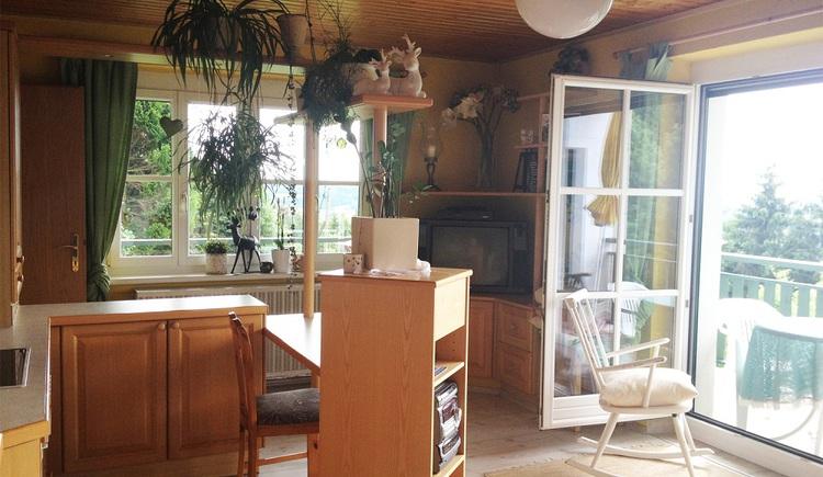 Haus Pürmayr_Ferienwohnung mit Balkon