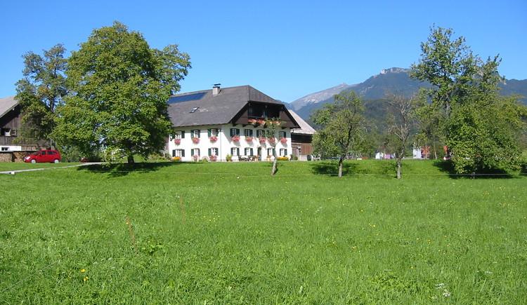 Schärferbauer in Strobl am Wolfgangsee