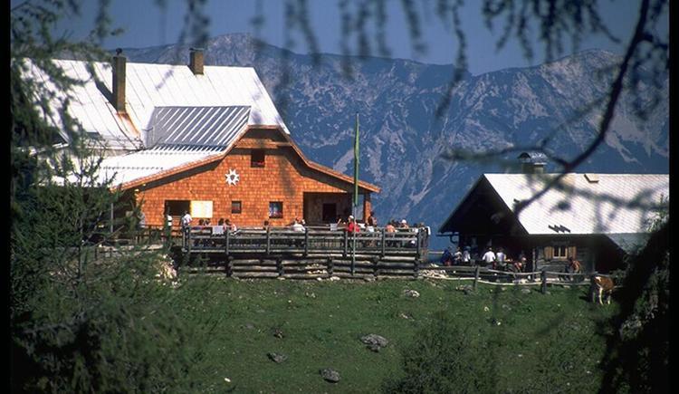 Dümlerhütte (© TVB Pyhrn-Priel)