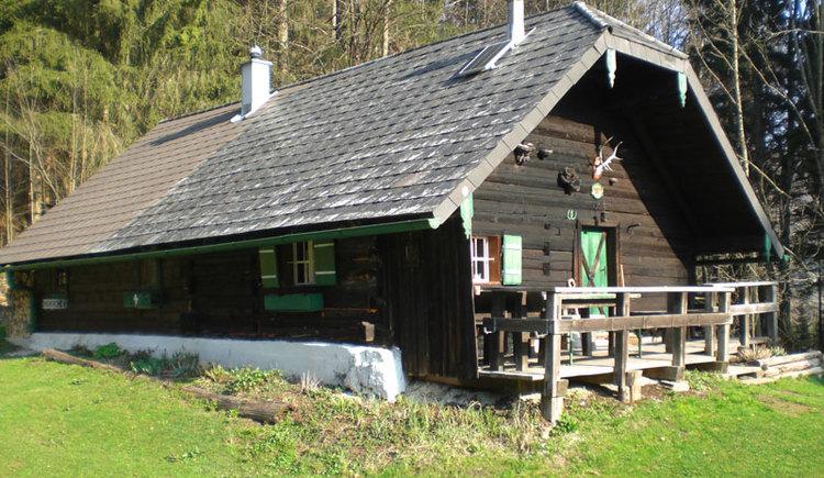 Jagdhütte. (© www.mondsee.at)